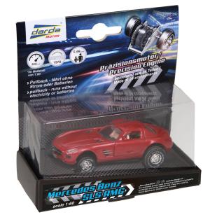 Darda Sportwagen Mercedes