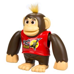 Affe Chimpy 4-fach ass.