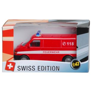 Swiss-Feuerwehr VAN