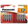 Batterie Panasonic AA, 12-er