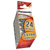Batterie Panasonic AA, 24-er