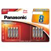 Batterie Panasonic AAA 8-er