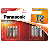 Batterie Panasonic AAA 12-er