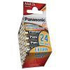 Batterie Panasonic AAA 24-er