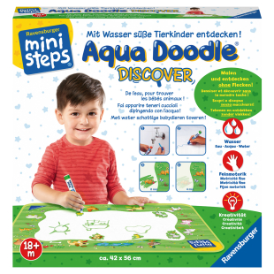 Aqua Doodle Discover d/f/i