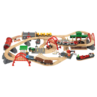 Bahn Deluxe Set