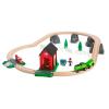 Pferde Spiel und Bahn-Set