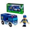 Polizeiwagen Licht und Sound