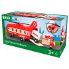 Eisenbahn-Transporthub-