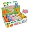 Animaux gicleurs Happy Farm