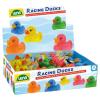 Bade Ente Racing Ducks, 6 cm