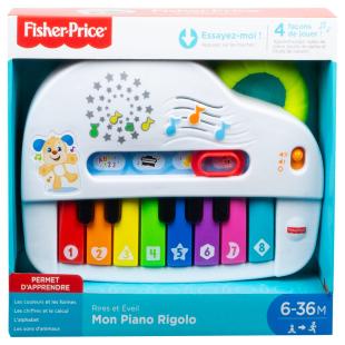 Mon Piano Rigolo, f