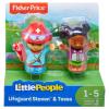 Little People 2 Figuren ass.