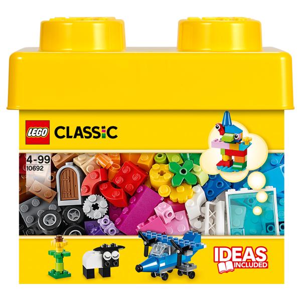 Les briques créatives