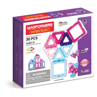 Magformers Inspire 30 Teile