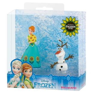 Anna mit Olaf, Doppelpack