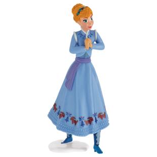 Anna, Olaf taut auf