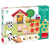 Puzzle Bauernhof 1-5