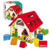 Haus geometrische Formen