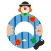 Buchstabe Clown Q