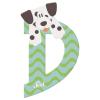 Buchstabe D Dalmatiner