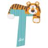 Buchstabe T Tiger