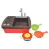 Abwaschbecken mit Kochherd