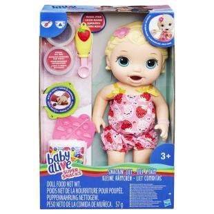 Baby Alive Fütterspass Lily