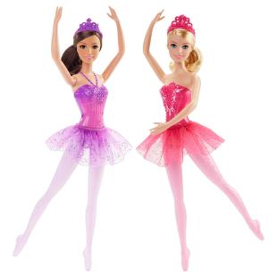 Barbie Ballerina, 2-fach