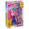 Barbie Rollschuh-Fahrerin