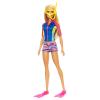 Barbie mit Schnorchelzubehör