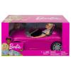 Barbie mit Cabriolet