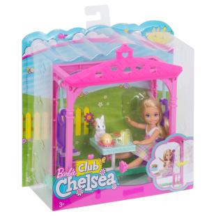 Chelsea Puppe und Spielset