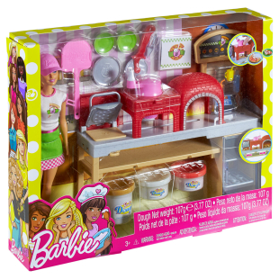 Barbie C&B Pizzabäckerin