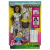 Barbie Crayola schwarzhaarig