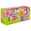 Barbie Pixel-Mobil Set