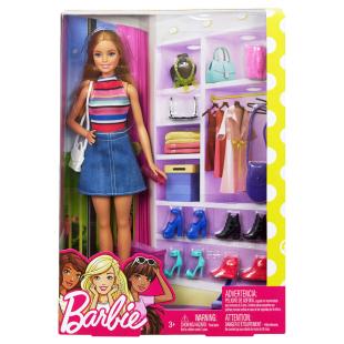 Barbie Puppe und Accessoires