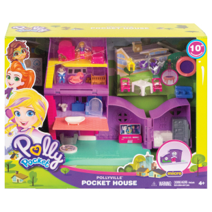 Polly Pocket Pollys Haus