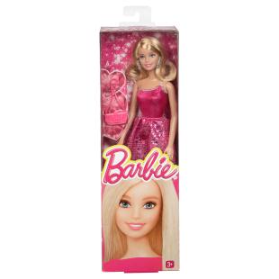 Barbie Puppe Kleid pink/