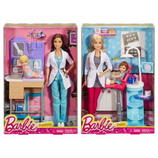 Barbie Puppe & Spielset