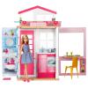 Barbie Ferienhaus & Puppe