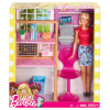 Barbie Deluxe Möbel & Puppe