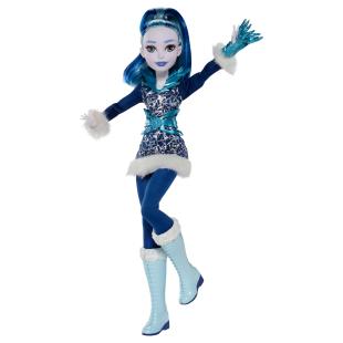 Frost DC Super Hero Girl