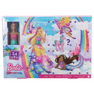 Adventskalender Barbie Fairy