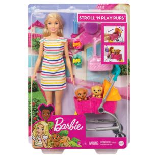 Barbie Hundebuggy Spielset