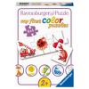 Puzzle Alle meine Farben