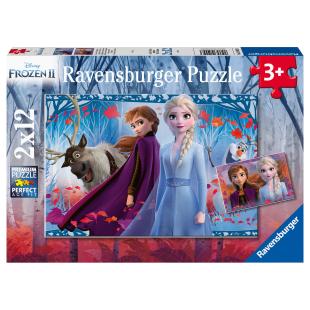 Puzzle Frozen 2 Reise ins