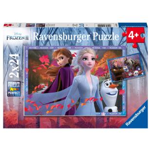 Puzzle Frozen 2 Frostige