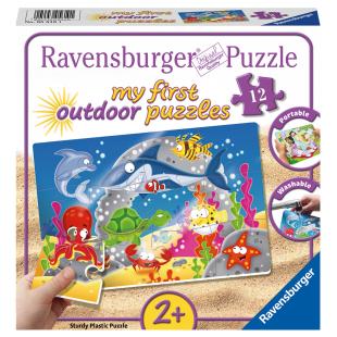 Puzzle Outdoor Unterwasser-