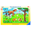 Puzzle Mes amis animaux